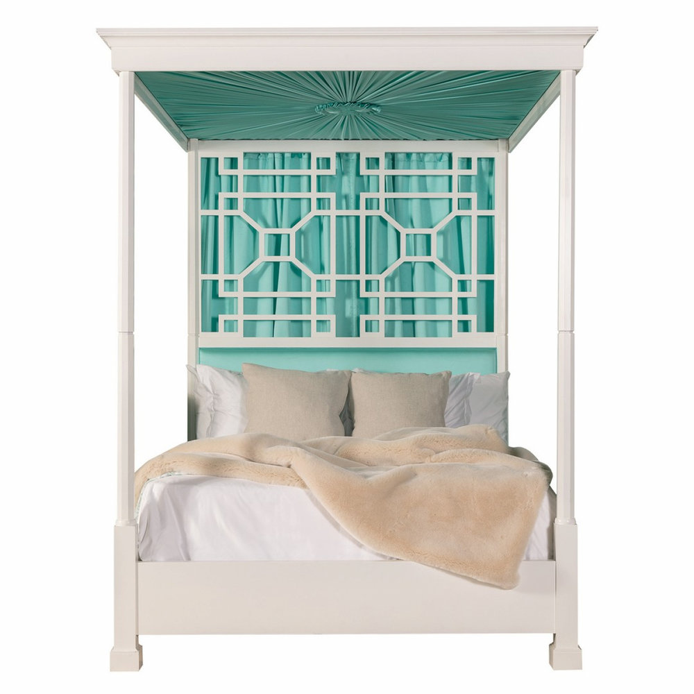 KINDEL GRAND RAPIDS Tuxedo Park Poster Bed with Canopy