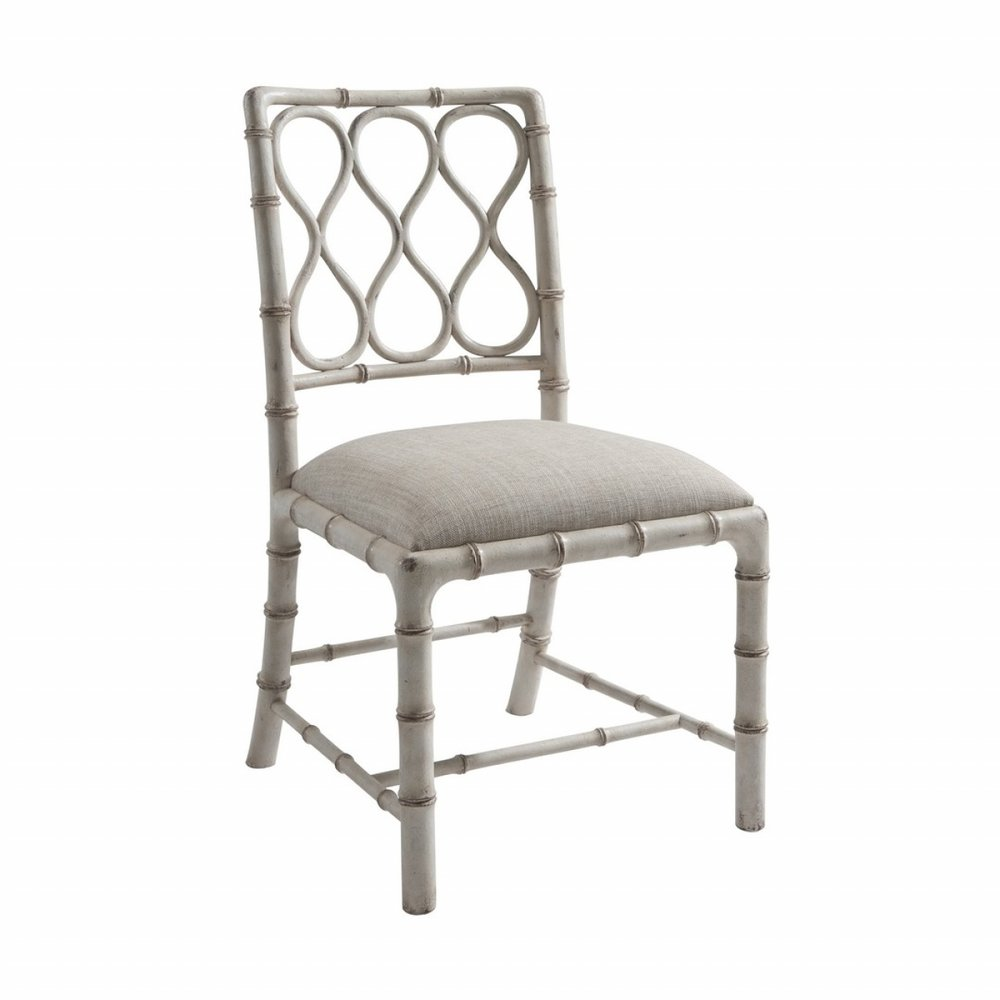 THEODORE ALEXANDER Cream Claydon Chair