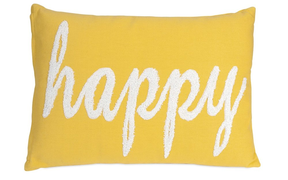 IMAX Suzie Happy Pillow