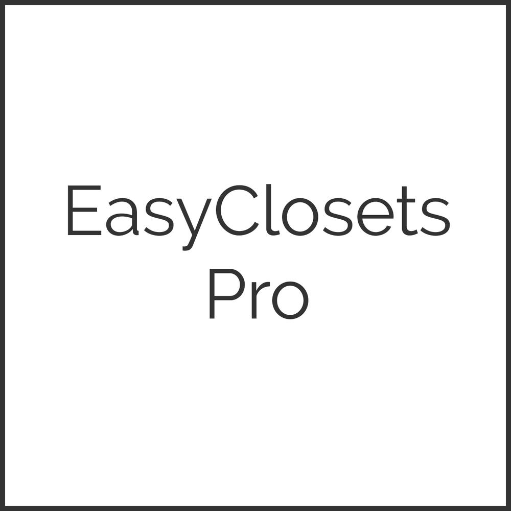 EasyClosets Pro