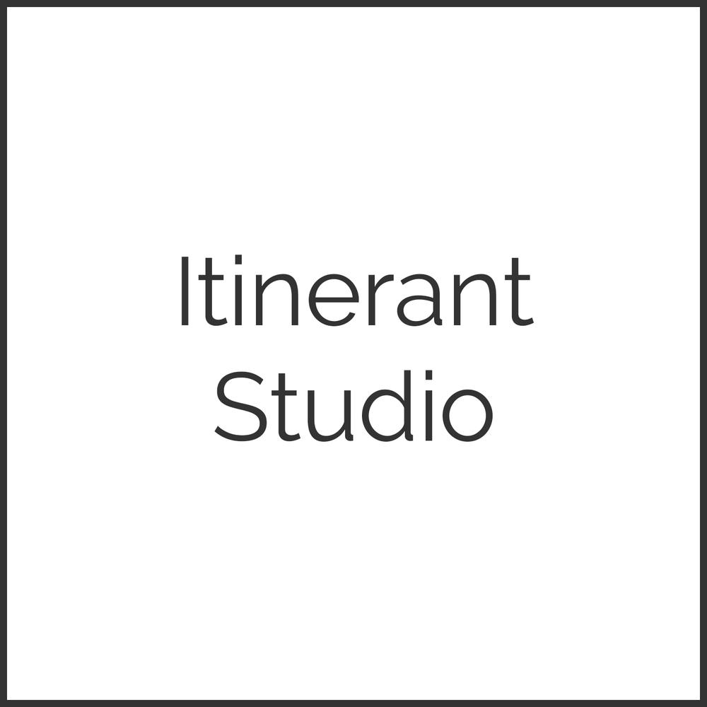 Itinerant Studio