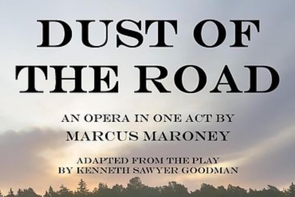 Dust of the Road - by Marcus Maroney