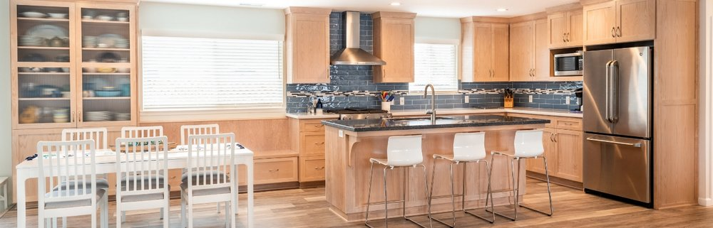 Sligh Cabinets Custom Kitchen Design Morro Bay
