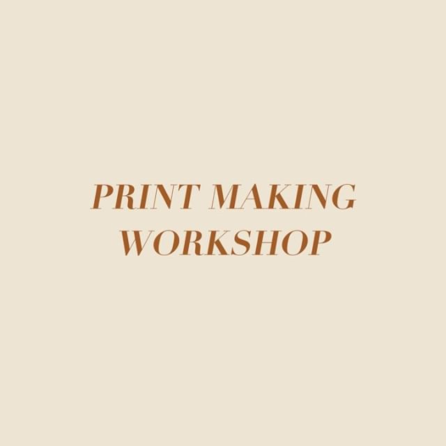 Calling all creatives ✨ Smpl Co. is hosting it's first ever workshop alongside @rootsandwells! She will be teaching you all the basics of printmaking and how to even make your own designs. ➡️ Swipe for all the details! RSVP at the link in our bio ✨