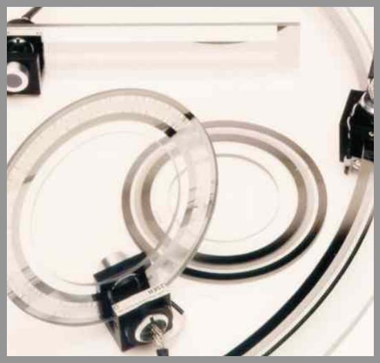 Gurley Model 9710 Modular Incremental Encoder - Series: 9710Dia.: < 23