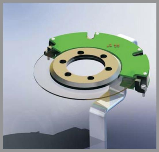 Gurley LP20 Series Modular Incremental Encoder - Series: LP20Dia.: CallMax. Accuracy: Call factoryMax. Resolution: 32,768(Counts/Rev.)Notes: Modular Kit Encoder