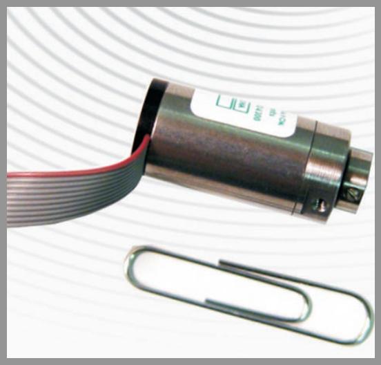 Gurley Model R112 Rotary Incremental Mini-Encoder - Series: R112Dia.: 0.47