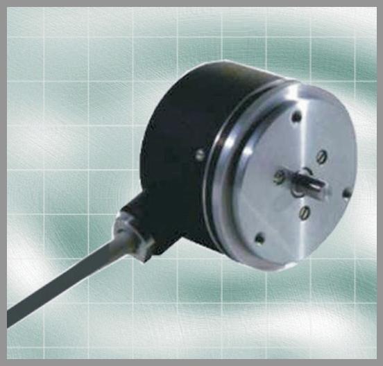 Gurley Series R158 Rotary Incremental Encoders - Series: R158Dia.: 2.28