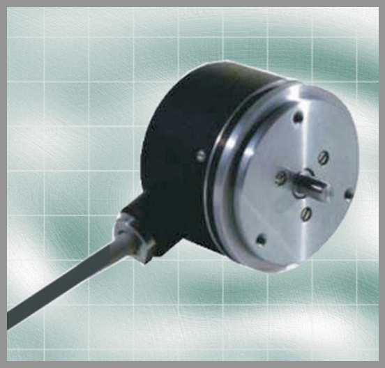 Gurley Series R158 Rotary Incremental Encoders - Series: R158Dia.: 2.28