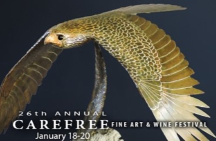 Hey everyone! I will be attending the 26th Annual Carefree Fine Art & Wine Festival. Feel free to stop by! This award-winning fine art festival features more than 165 juried fine artisans from throughout the United States and abroad. Artists will be exhibiting paintings in oil, watercolor, pastel, acrylic, and ink.  Info:  Friday, January 18, 2019 10:00 AM Sunday, January 20, 2019 5:00 PM 📍101 Easy Street Carefree, AZ, 85377 United States • • • • #arts #festival #arizona #attend #carefreefineartandwinefestival #wine #carefreefineart #fineart #sculpture #sculpting #art #joinme #join