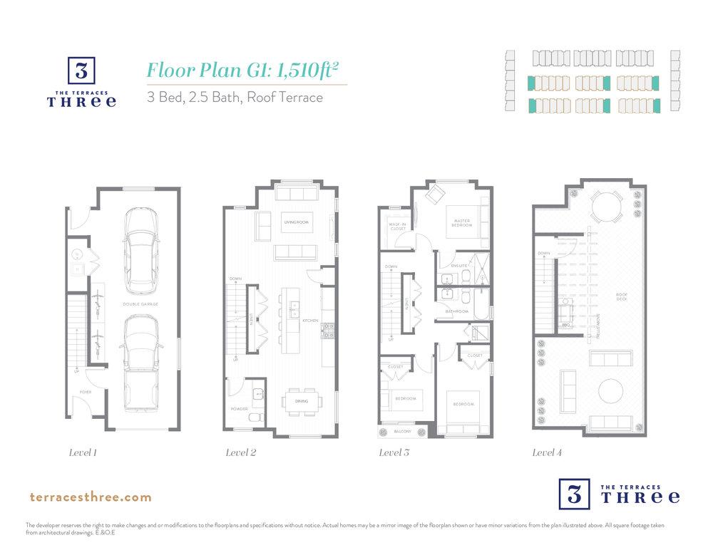 Floor Plan G1