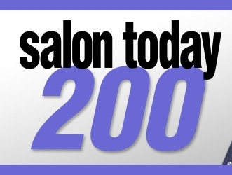 SALON TODAY TOP 200 SALON 2014   Winner in Environmental Sustainability and Highest Growth categories