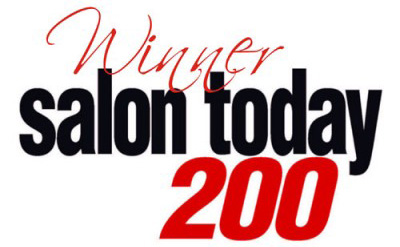 SALON TODAY TOP 200 SALON 2013   Winner in Environmental Sustainability and Highest Growth categories