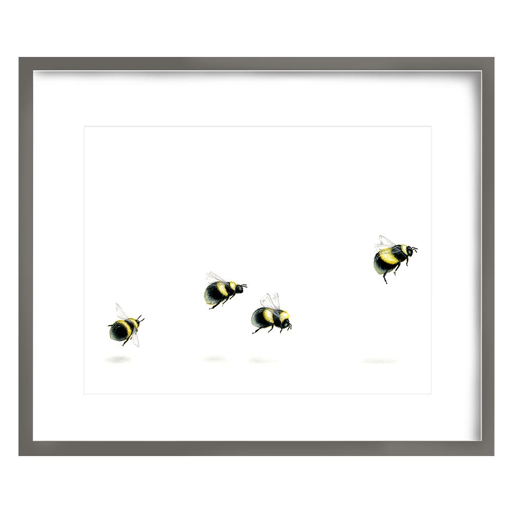 Bees Print 8x10 - $20 -