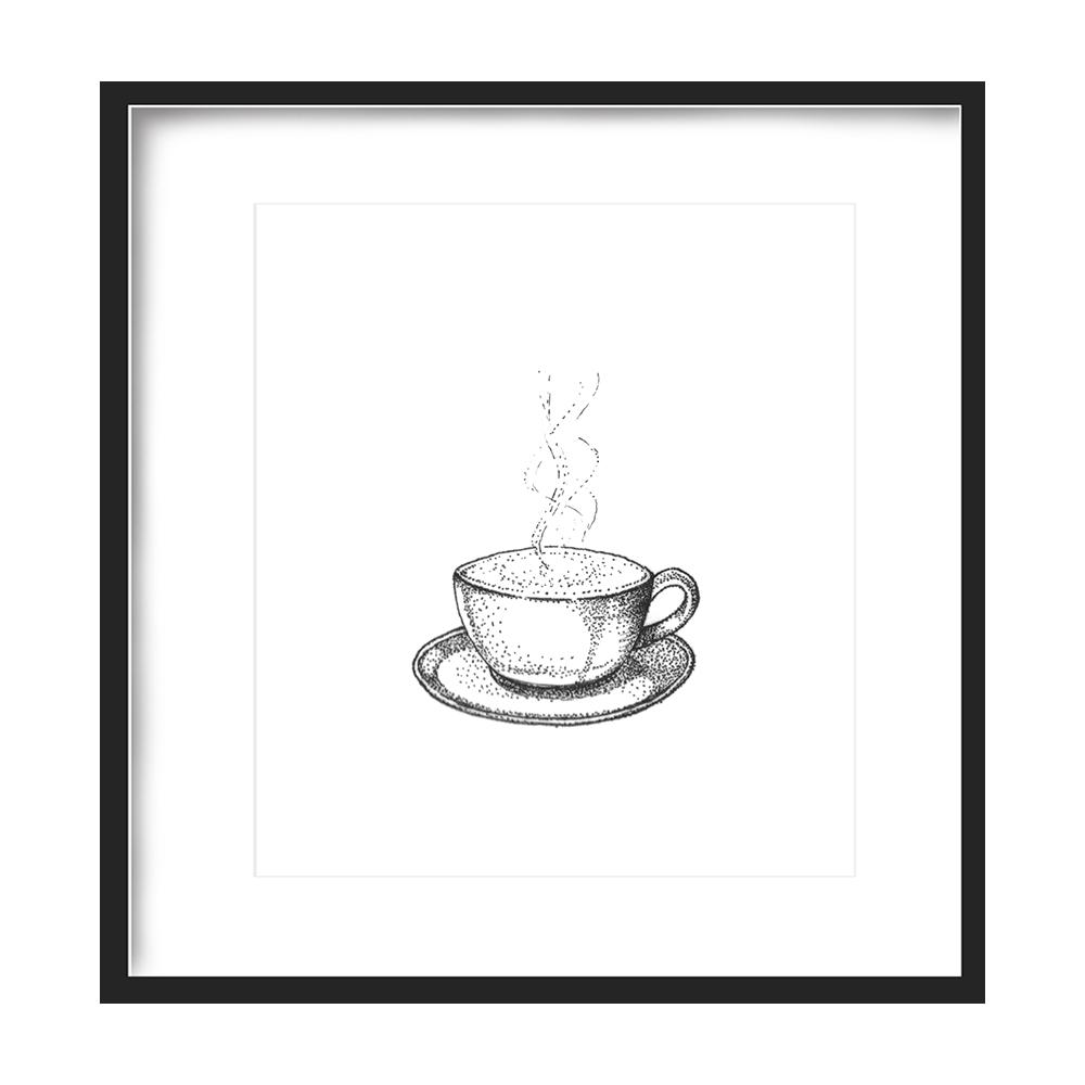 Coffee Cup 5x5 - $5 -