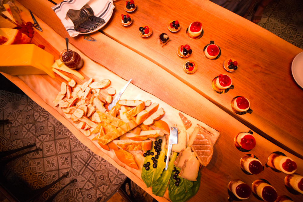 Dessert station, anyone? - Need we say more?