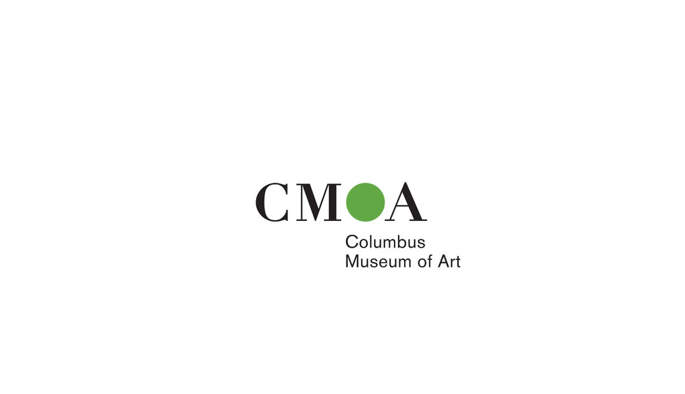 Columbus Museum of Art logo design