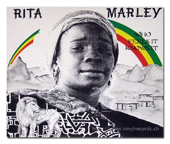 Rita Marley Who Feels It