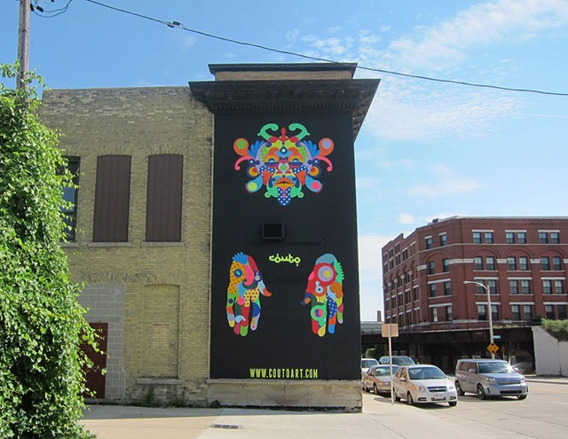 Couto mural