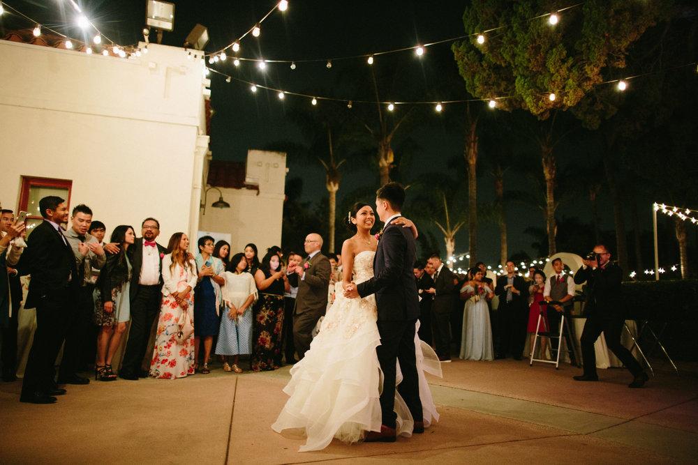Muckenthaler Mansion, fullerton Wedding