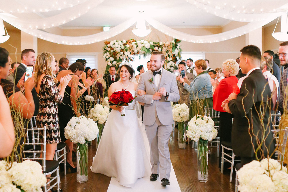 Springfield Banquet  Wedding, Fullerton