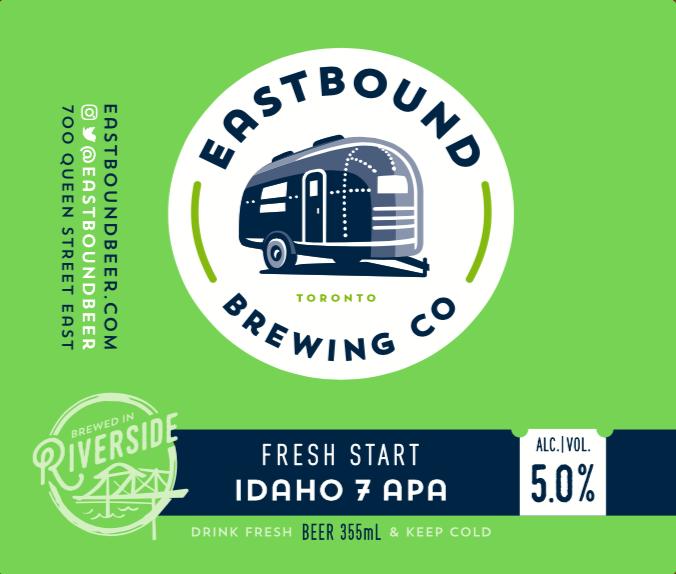 Fresh Start Idaho 7 Label