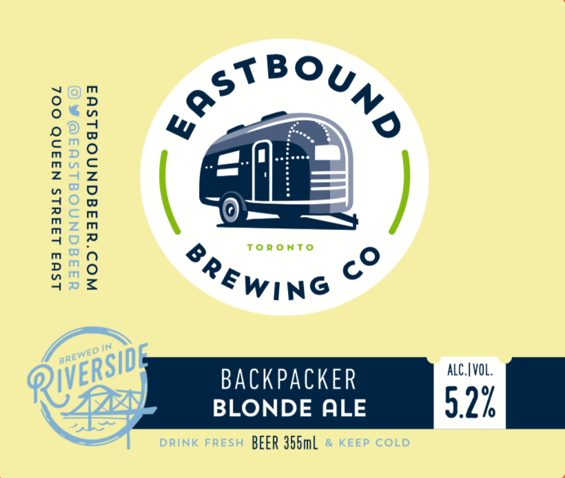 Backpacker Blonde Ale