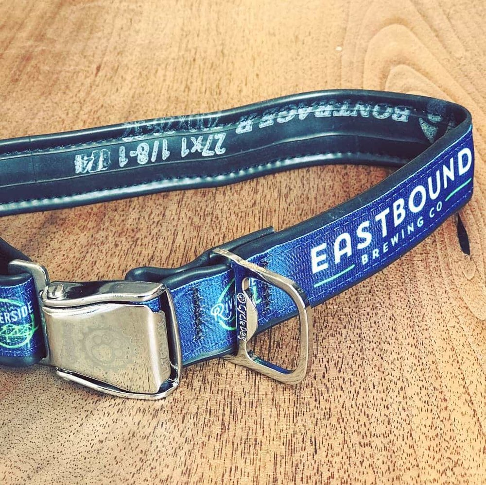 Logo Pet Collar