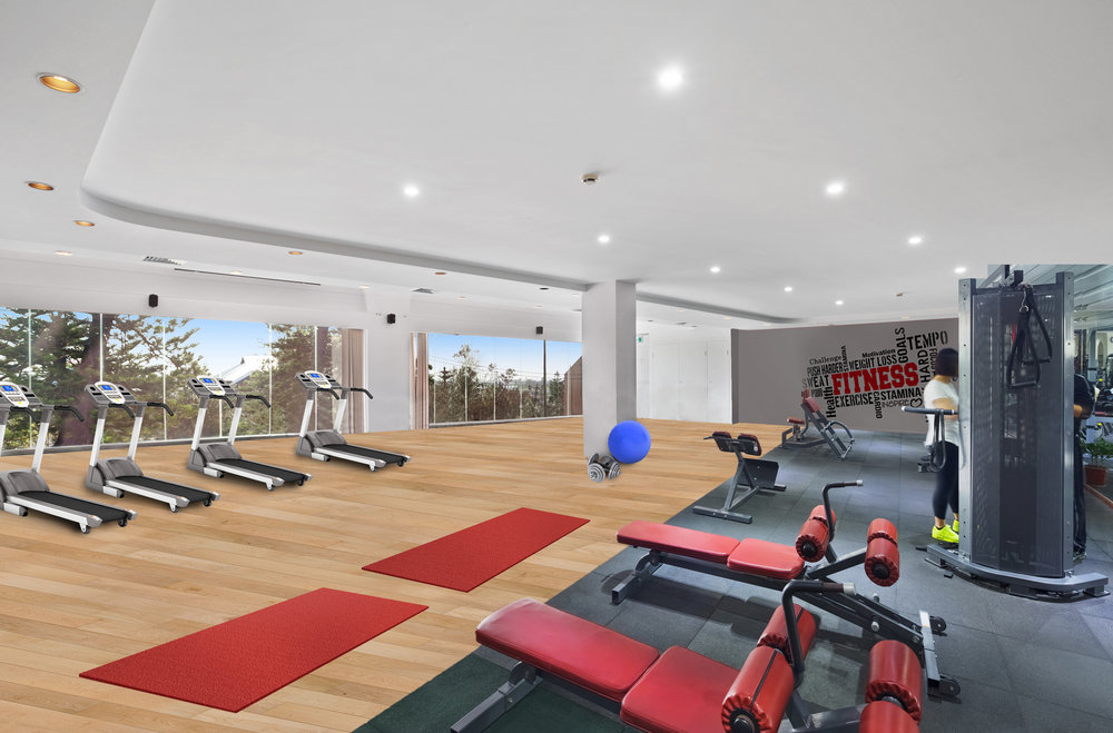 What it Could be as a GYM