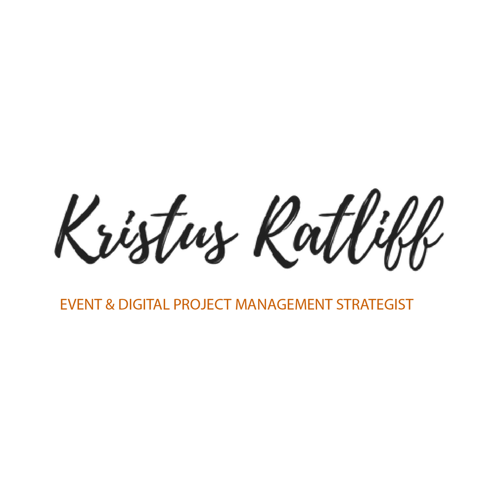 Kristus Ratliff Event & Digital Project Management Strategist