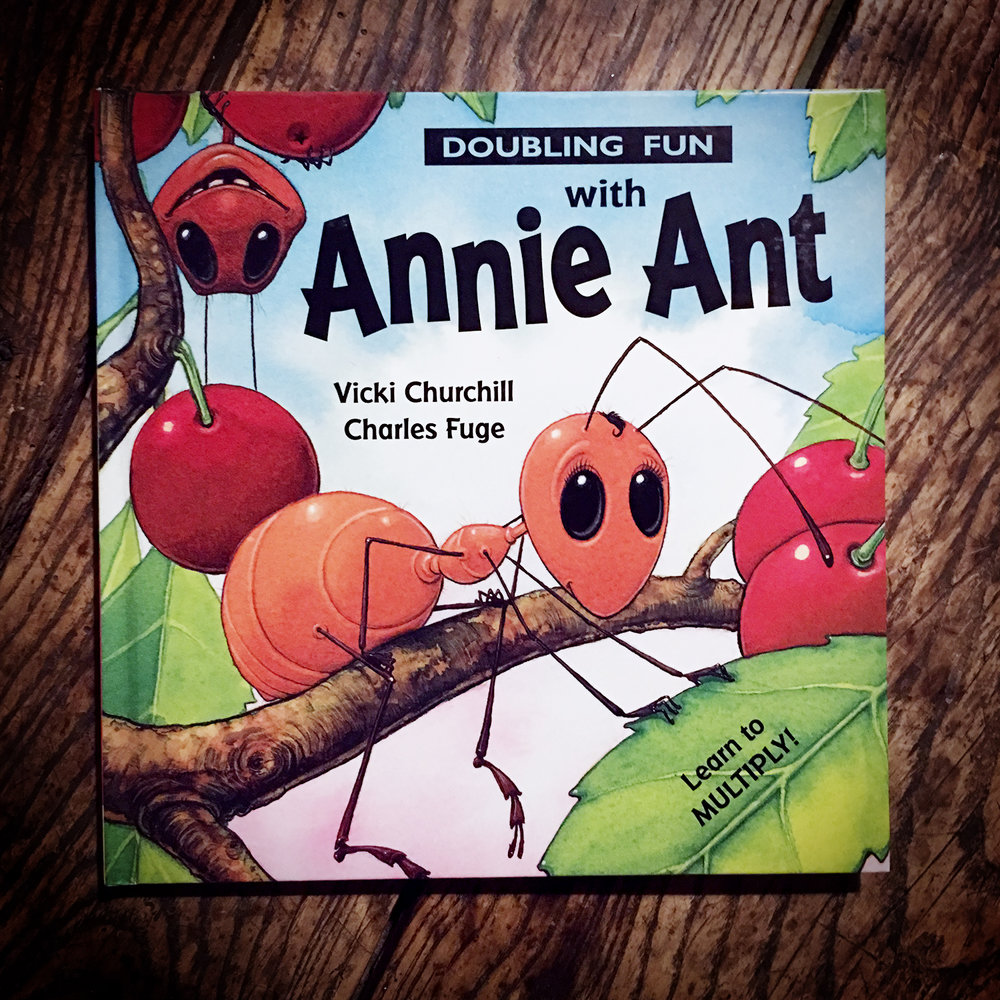 Annie Ant - Illustrations by Charles FugeDavid & CharlesBuy Here