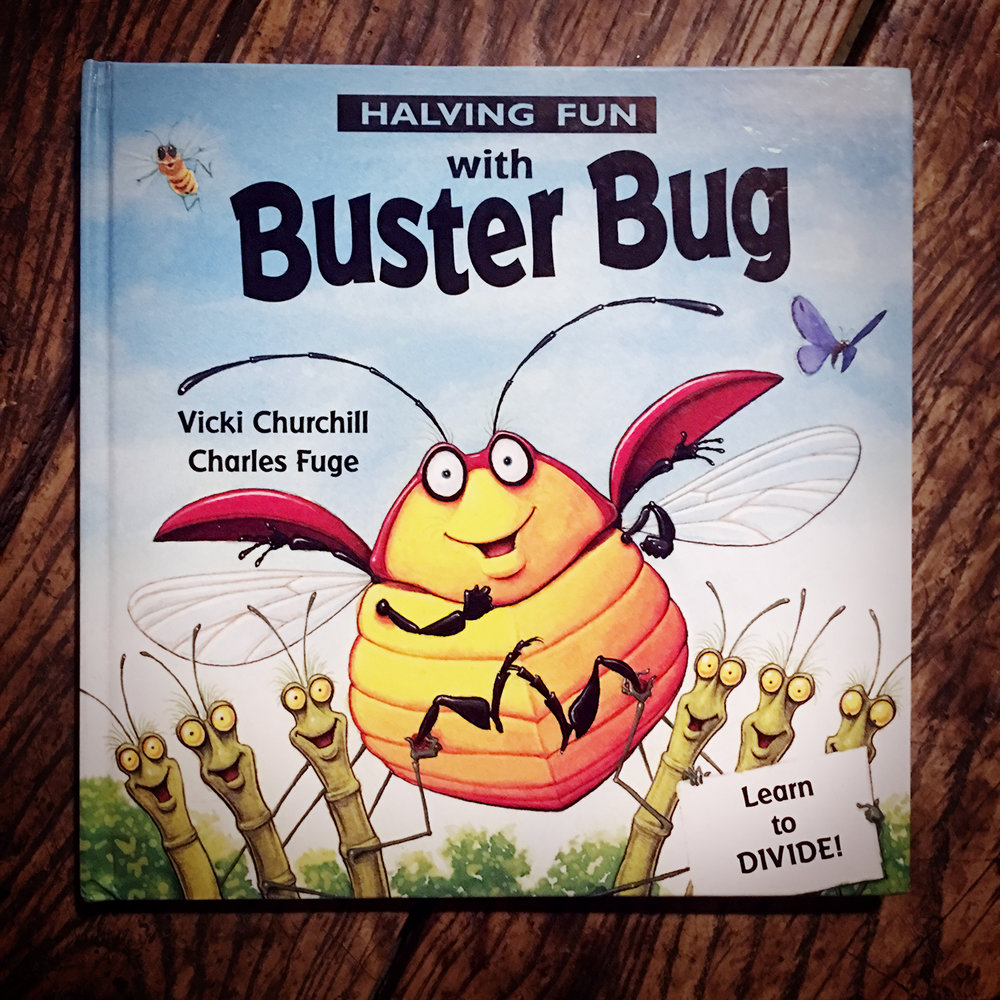 Buster Bug - Illustrations by Charles FugeDavid & CharlesBuy Here