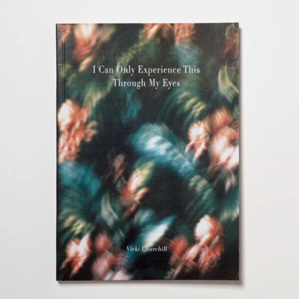 I can only experience this through my eyes - bookRoom Press 2013Buy Here