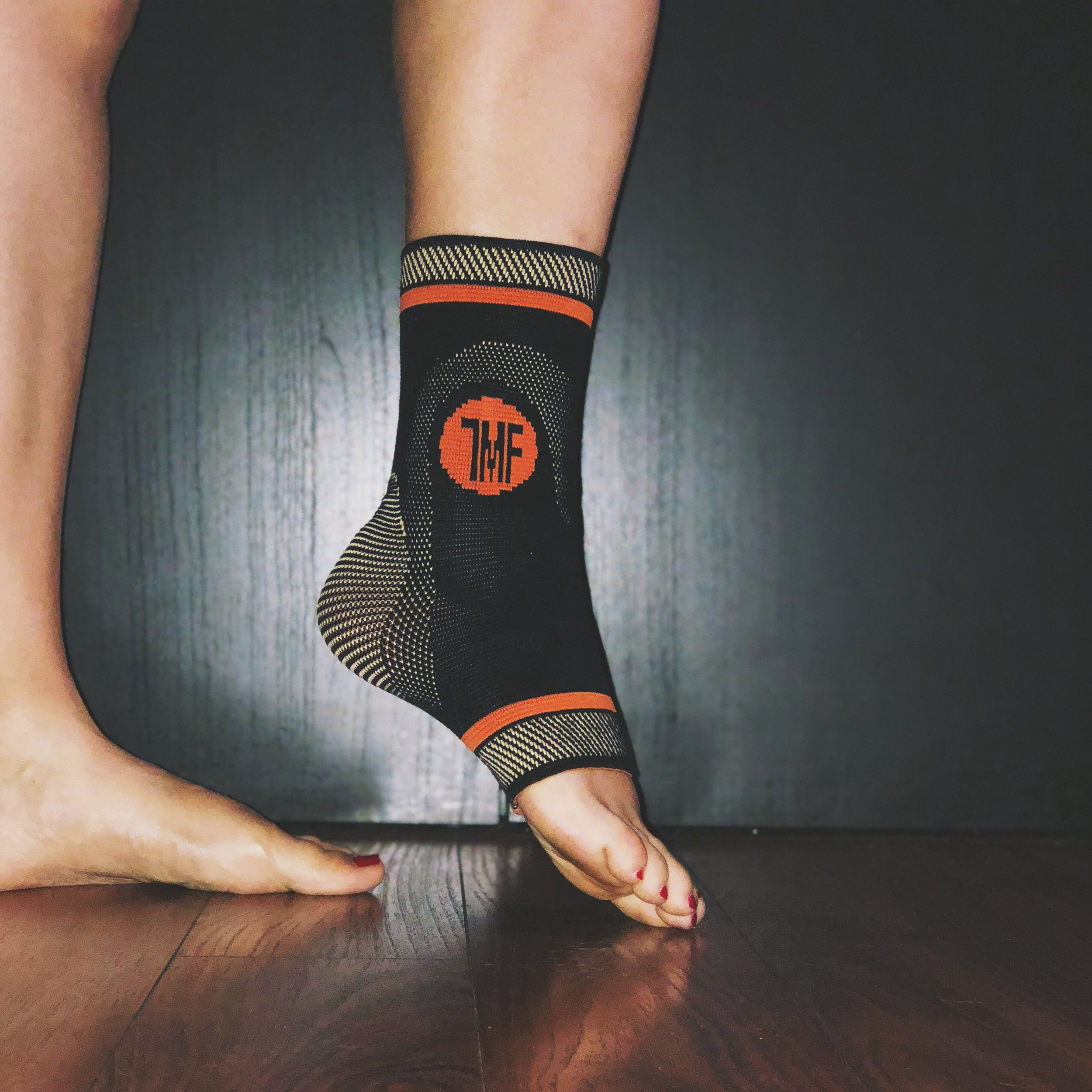 Treat My Feet Copper Infused Ankle Brace