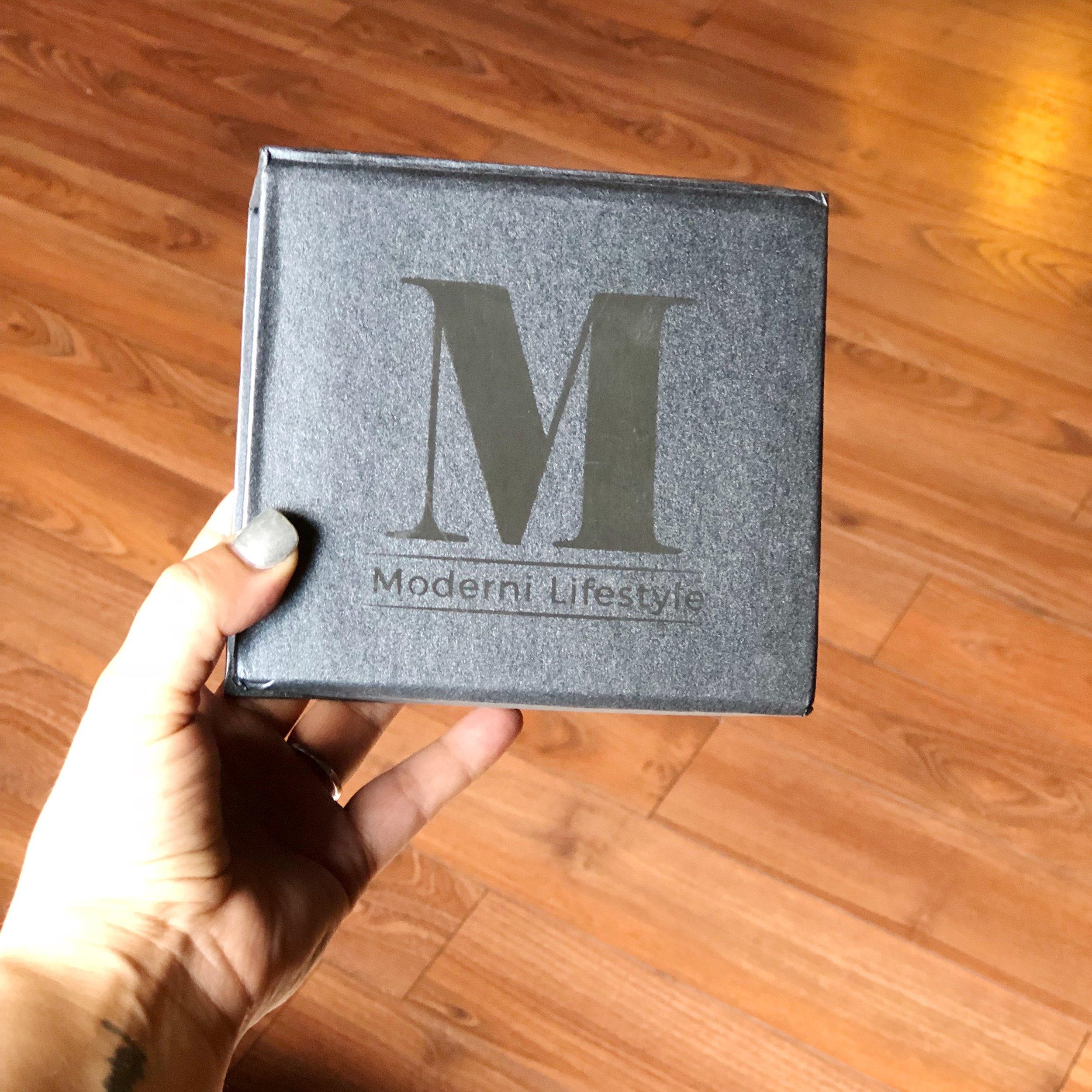Moderni Lifestyle Marble Coasters