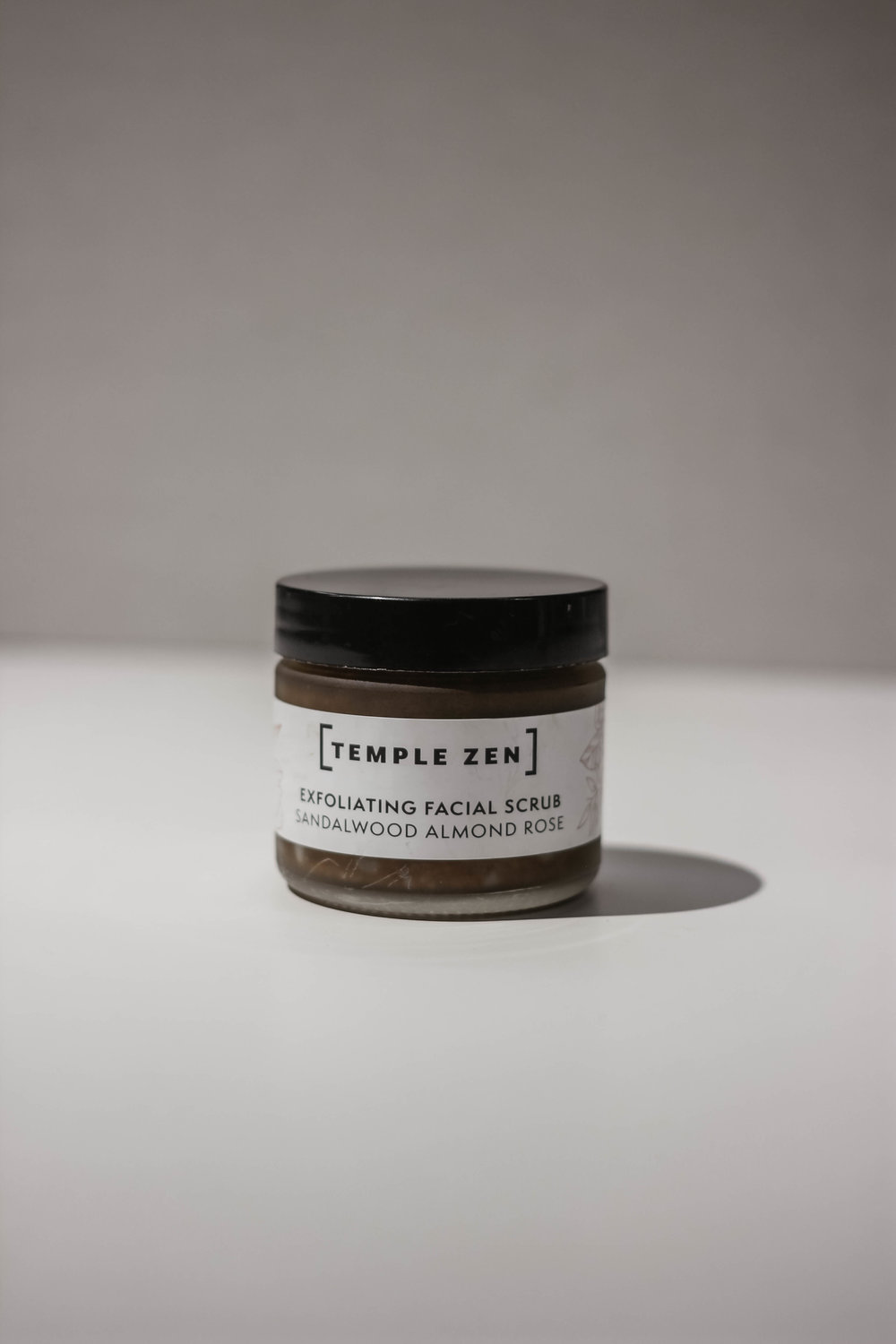 Exfoliating Facial Scrub - Once a week I will exfoliate with the facial scrub after cleansing. It's a bit intense but it does do a great job of exfoliating. I don't use the scrub the same day I do the mask.