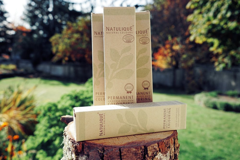 About NATULIQUE - The first complete certified organic professional hair care line in the world