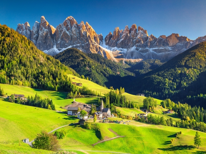 Dolomites, SepTember 2019 - Recon trip without Guests to prep for a Summer/fall 2020 trip with guests.some of the most beautiful road biking in europe, fantastic italian hospitality and wine.