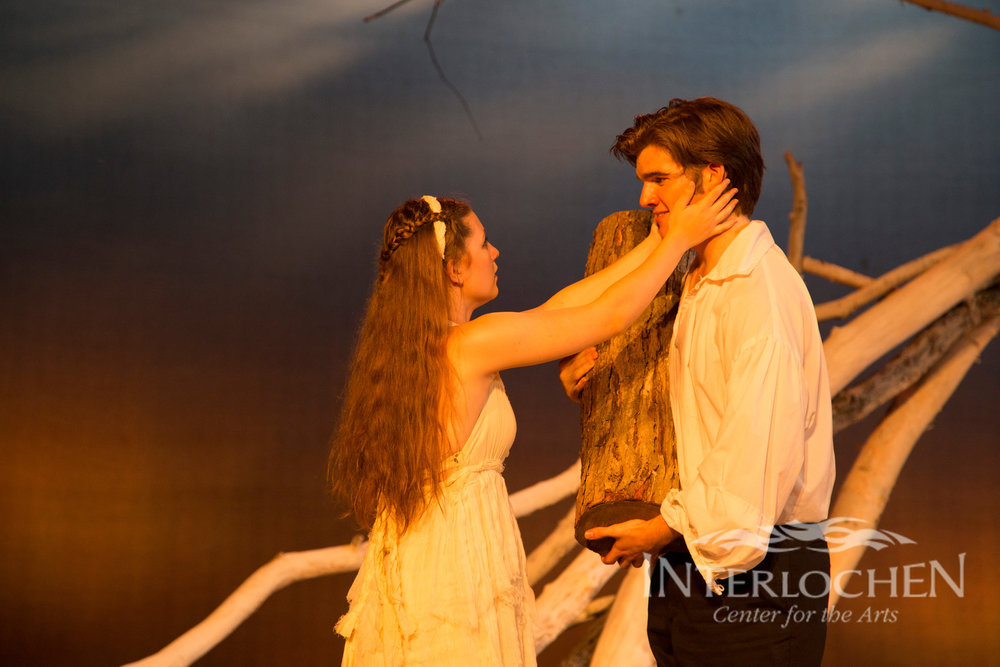 THE TEMPEST: Interlochen Shakespeare Festival