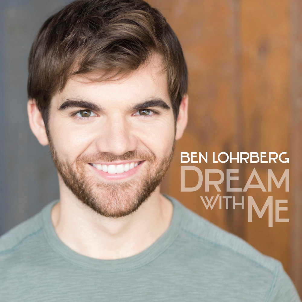 DREAM WITH MEEP RELEASE - Ben's debut EP Release — AVAILABLE NOW!