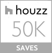 Houzz 50K Saves Award