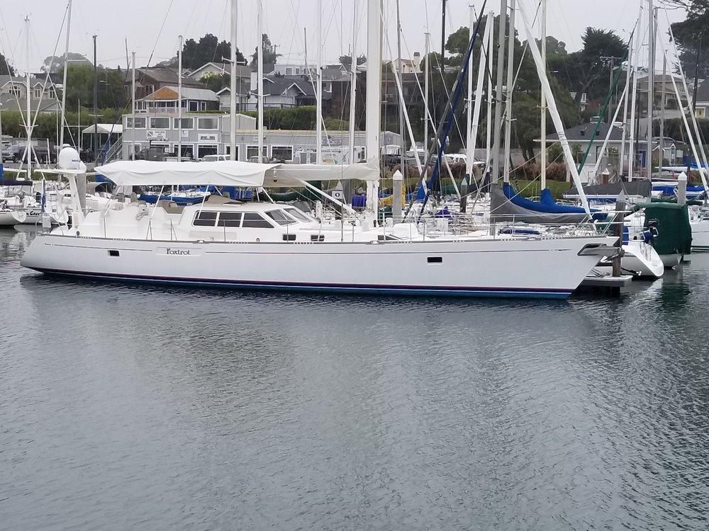 70' Sailboat
