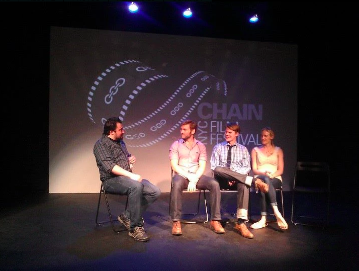 PIECES Talk Back | Chain Film Fest