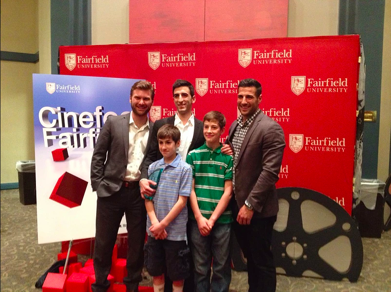MY BROTHER'S HAND Red Carpet | Cinefest Fairfield