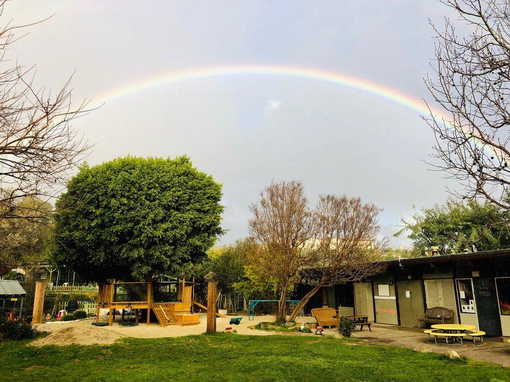 MALIBU METHODIST NURSERY SCHOOL Playground Rainbow.jpg