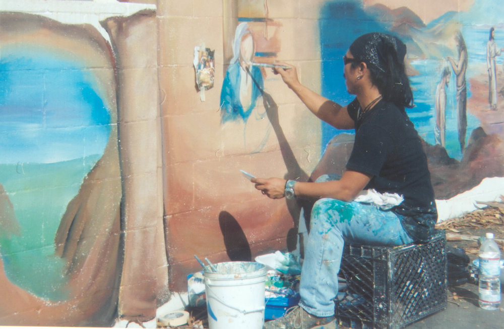 David painting Mural.jpg