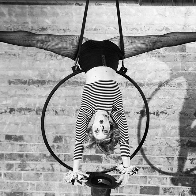 Circus of the Night is TONIGHT! Aerialists, hoop dancers, and open bar! Tickets are available at the door starting at 6:30. See you there!