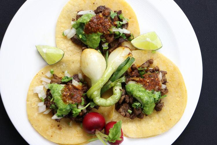 Carne Asada Taco