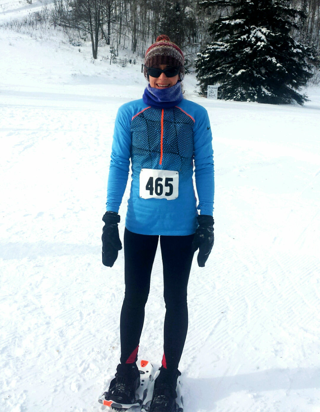 Moose Tracks 10k - January 4