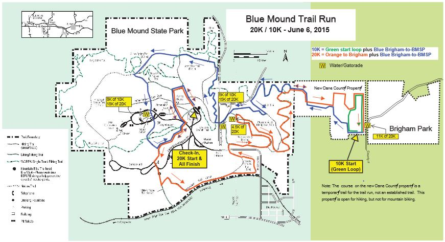 Blue Mound Trail Race